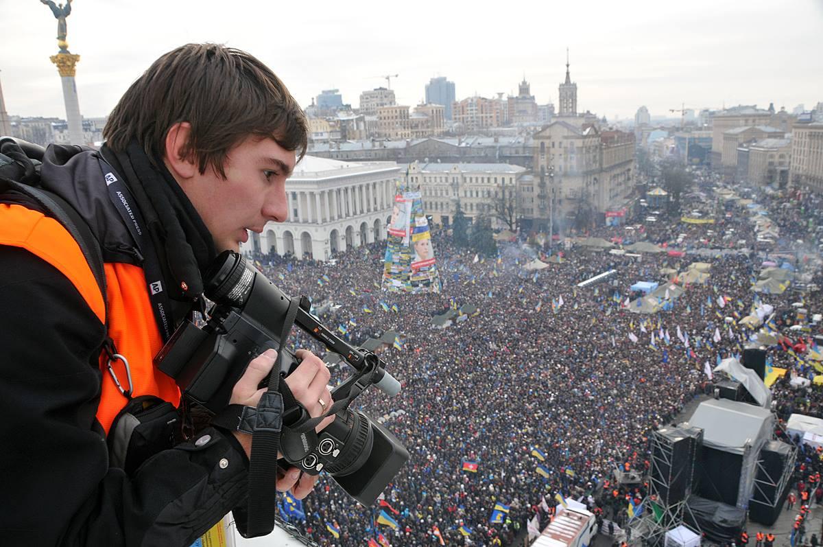 В Украине появился совет по защите деятельности журналистов
