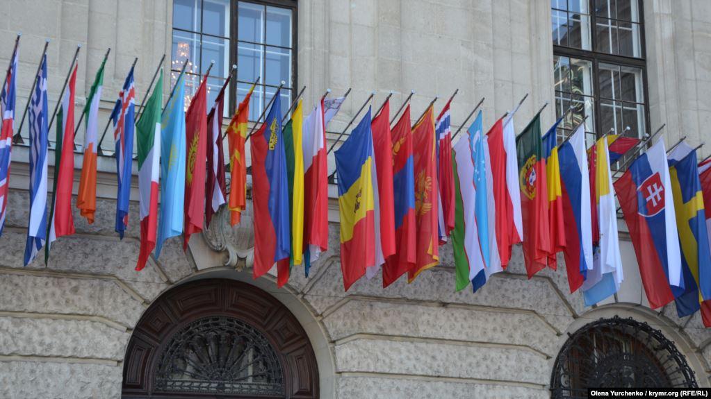 ЕС в ОБСЕ требует от России выполнения решения Международного трибунала