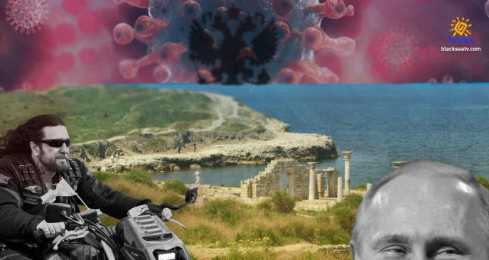 Идеология вместо безопасности: как оккупанты в Крыму отметили коронавирусный День крещения Руси