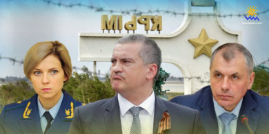 Завершено расследование о госизмене в отношении восьми экс чиновников Крыма